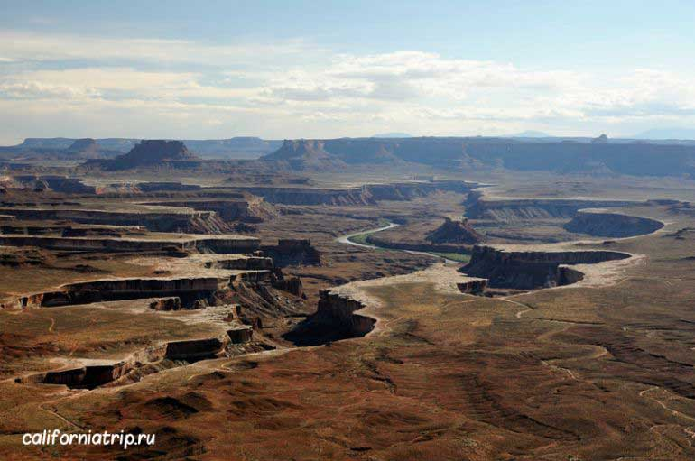 National Park Canyonlands
